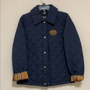 NWT Burberry Frinton quilted jacket